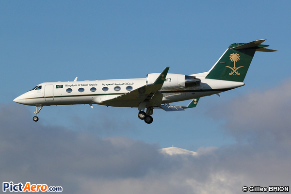 Gulfstream Aerospace G-IV Gulfstream IV (Saudi Ministry of Finance & economy)