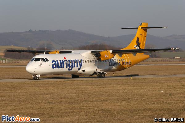 ATR 72-500 (ATR-72-212A) (Aurigny Air Services)