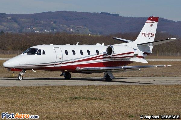 Cessna 560XL Citation Excel (Private / Privé)