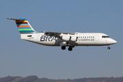 BAe 146-RJ100 (SE-DSV)