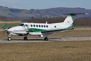 Beech B350i King Air (M-SPEK)