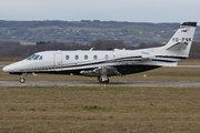 Cessna 560XL Citation XLS+ (YU-PNK)