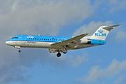 Fokker 70 (F-28-0070) (PH-KZD)