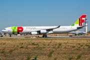 Airbus A340-312 (CS-TOD)