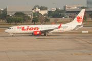 Boeing 737-8GP/WL (HS-LUJ)