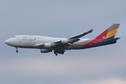 Boeing 747 48EM/BDSF (HL7413)