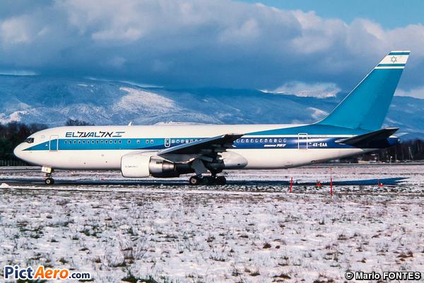 Boeing 767-258 (El Al Israel Airlines)