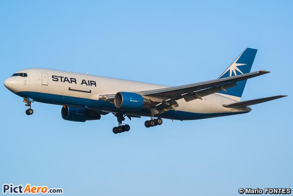 Boeing 767-232/BDSF (Star Air)