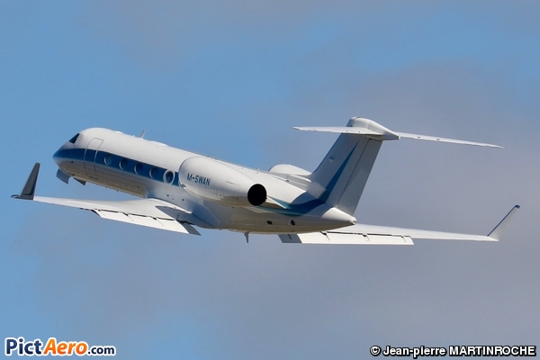Gulfstream G200 (IAI-1126 Galaxy) (Untitled)