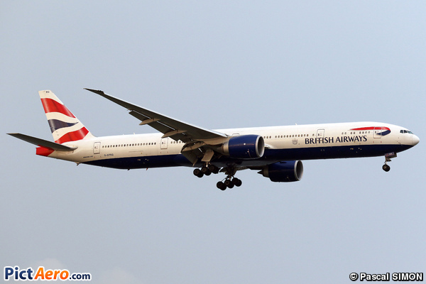 Boeing 777-336/ER (British Airways)