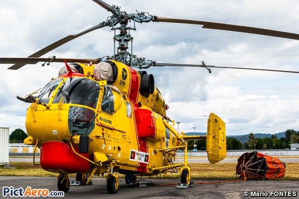 Kamov KA-32A11BC (Everjets)
