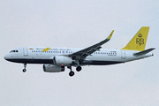 Airbus A320-232(WL) (V8-RBW)