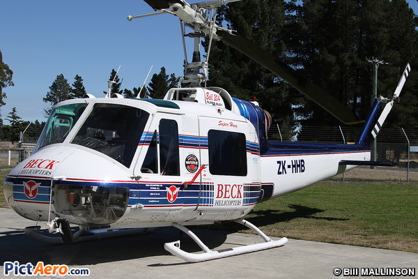 UH-1B (Beck Helicopters)