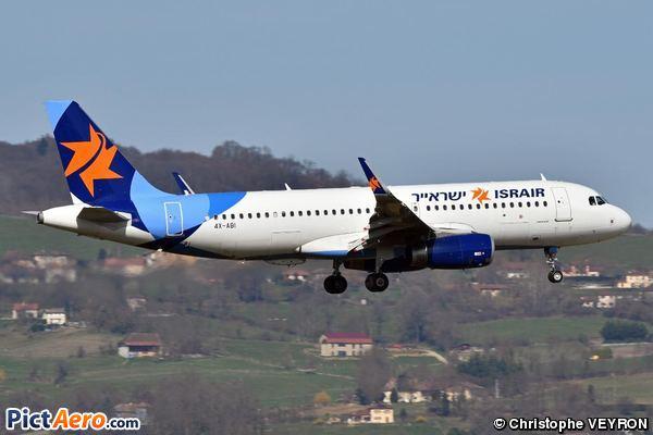 A320-232 WL (Israir)