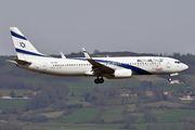 Boeing 737-86N (4X-EKI)