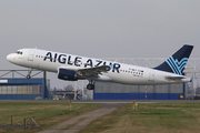 Airbus A320-214 (F-HBAP)