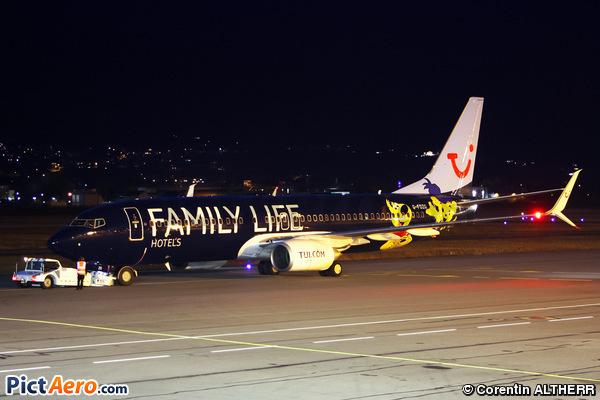 Boeing 737-8K5(WL) (Thomsonfly)