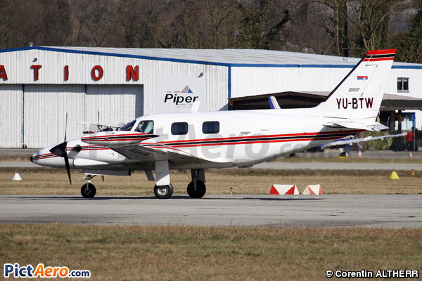 Piper PA-31T cheyenne (PRIVATE)