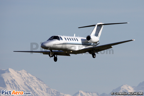 Cessna 525A CitationJet CJ2 (CJ525 Ltd)