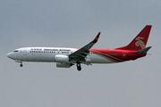 Boeing 737-87L (B-1757)