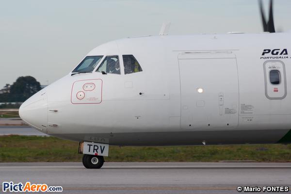 ATR 42-600 (Portugália Airlines)