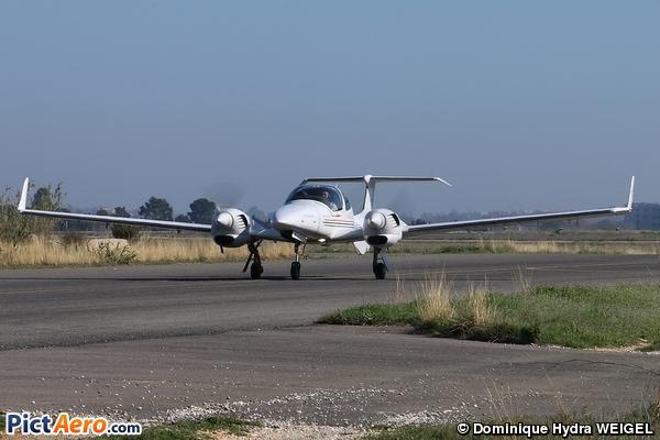 Diamond DA-42 Twin Star (ESMA - Ecole Superieure des Métiers de l'Aéronautique)