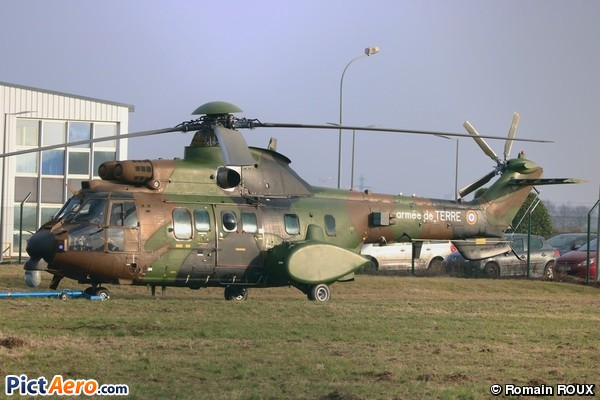 Eurocopter EC-532UL Cougar (France - Army)