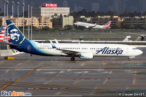 Boeing 737-990/ER (Alaska Airlines)