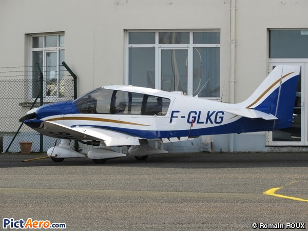 Robin DR 400-180 (Aéroclub des Alcyons Saint Cyr l'Ecole)