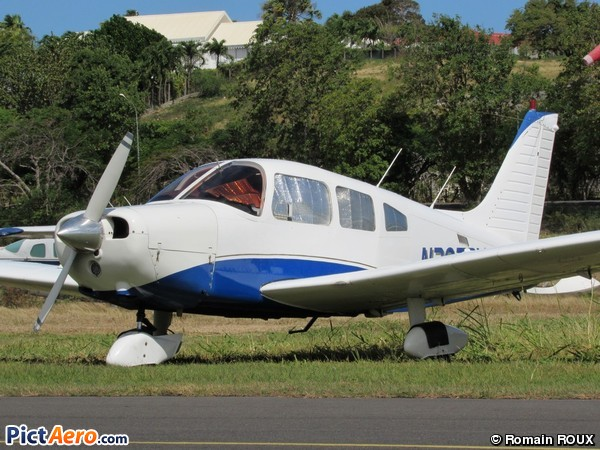 Piper PA-28-161 Warrior II (Privé)