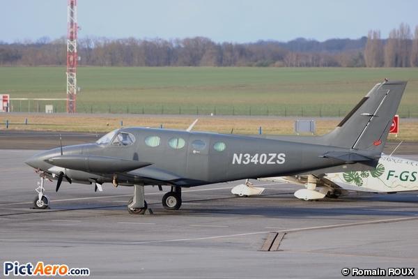 Cessna 340A (Privé)