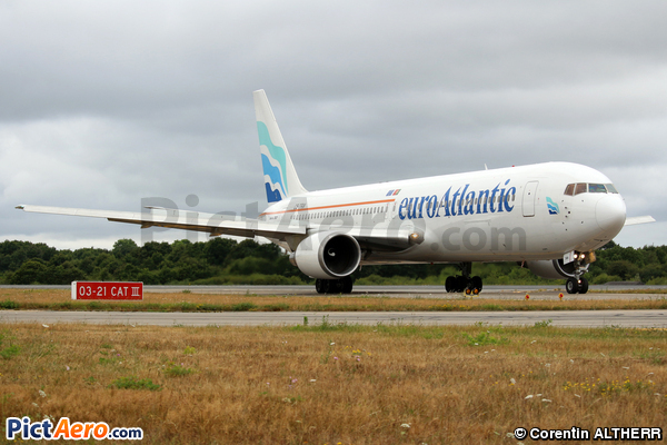 Boeing 767-35D/ER (EuroAtlantic Airways)