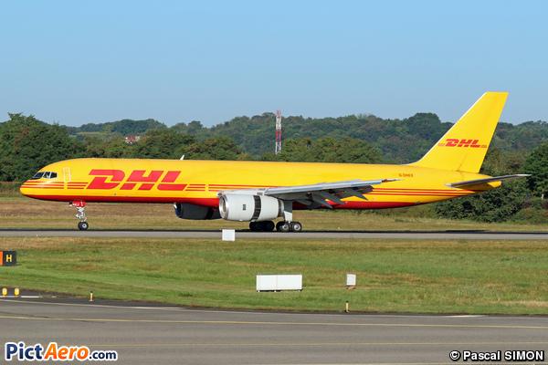 Boeing 757-23A/PF (DHL Air)