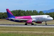 Airbus A320-232 (HA-LWH)