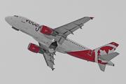 Airbus A319-114 (C-FYJG)