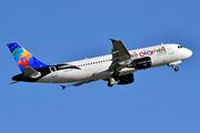 Airbus A320-214 (LY-ONL)