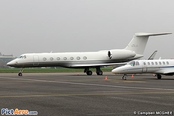 Gulfstream Aerospace G-550 (G-V-SP) (Jet Aviation Business Jets AG)