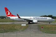 Boeing 737-8F2/WL (TC-JHT)