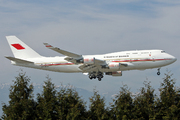 Boeing 747-4F6 (A9C-HAK)