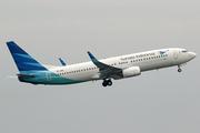 Boeing 737-8U3/WL (PK-GNC)