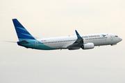 Boeing 737-8U3/WL (PK-GFW)