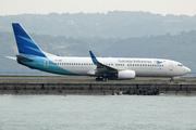 Boeing 737-8U3/WL (PK-GNR)