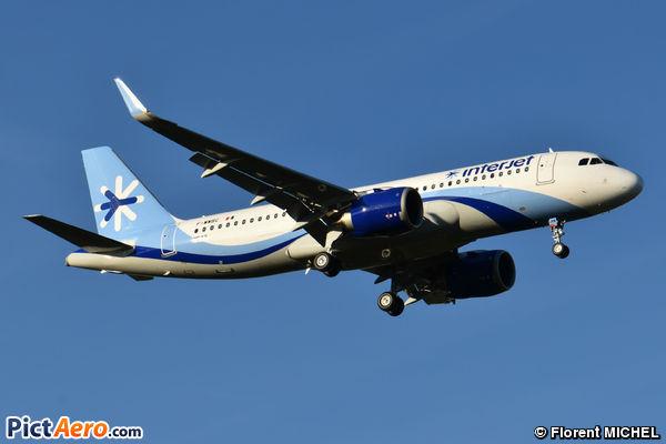 Airbus A320-251N (Interjet)