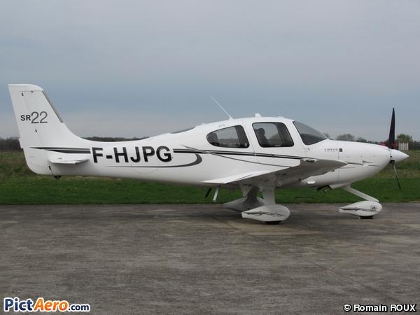 Cirrus SR-22 (FPG Aviation)
