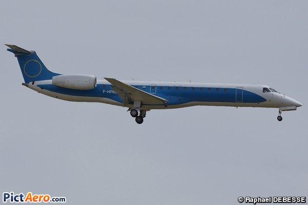 Embraer ERJ-145LR (Enhance Aero Group)