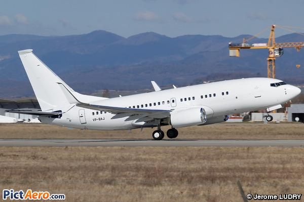 Boeing 737-77Z/BBJ (Private / Privé)