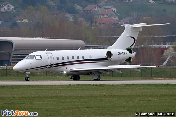 Embraer EMB-550 Legacy 500 (Middle East Airlines (MEA))