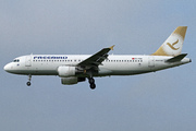 Airbus A320-214 (TC-FBH)