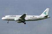Airbus A320-211 (YL-BBC)