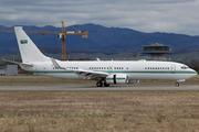 Boeing 737-8DP/BBJ2 (HZ-102)